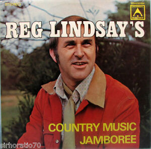 REG-LINDSAY-Country-Jamboree-Music-OZ-LP