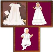 Christening Gown Sewing Patterns