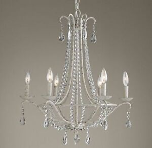 Brand New French Emipire Chandelier From Restoration Hardware