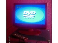 tv with dvd