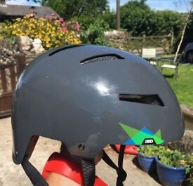 ABD skate/Bmx helmet medium/large unused.