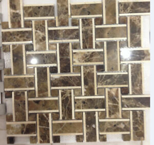 All mosaic tiles on Clearance!! 50% OFF!!
