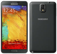 Black Samsung note 3 / 32gb / 3gb ram + 64gb expansion