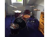 Standard Cherry Drum Kit