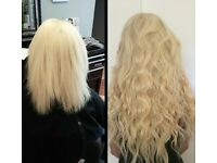 MOBILE HAIR EXTENSION SPECIALIST. MICRO RINGS, NANO RINGS, KERATIN BONDS, TAPEIN EXTENSIONS AND MORE