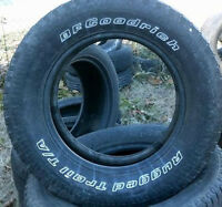 2+1 for100 pneus Tires 275 65 18 Only today Seulement aujourdhui