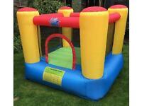 New! airflow bouncy castle