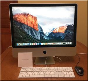 "Apple iMac 24"" All-In-One + MS Office!!"
