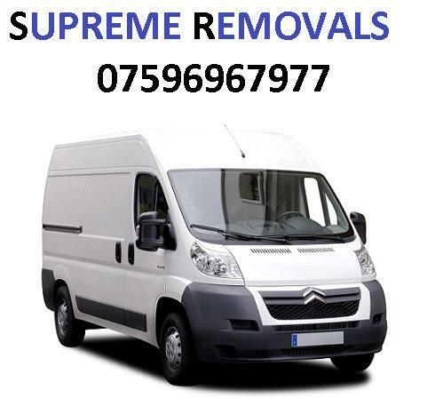 2f29d7322c Cheap and professional man and van hire and removal services.