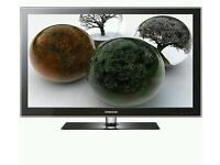 "40"" Samsung full hd lcd tv with freeview hd"