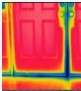 Infrared Thermal inspection Services. St. John's Newfoundland image 1