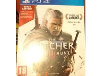 The Witcher 3 Wild Hunt PS4