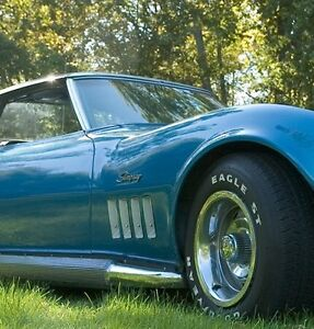 1969 Corvette Tripower Tribute