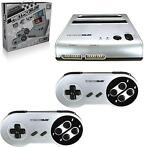RetroDuo Twin Video Game System (Super Nintendo)
