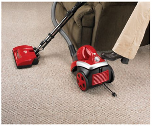Dirt Devil Quick Power Bagless Canister Vacuum