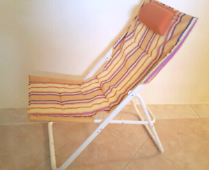 Outdoors Picnic Foldable Beach Chair