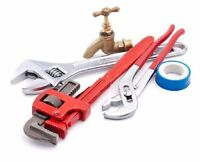 Experienced Plumber ~ licensed insured and half the price