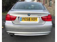Bmw e90 3 series lci rear end bumper boot lid lights complete 2008-2011 titan silver