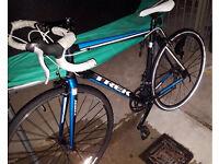 Trek 1.1 Road bike £170 Fixed price - not specialized cboardman cannondale giant cube