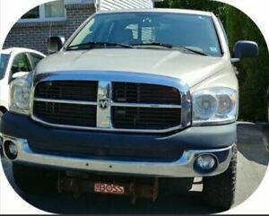 2008 Dodge Ram 1500 & Boss Plow
