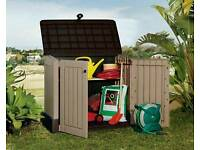 Store it out Midi shed new sealed rrp£99