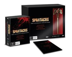 SPARTACUS-The-Ultimate-Collection-NEW-R4-DVD