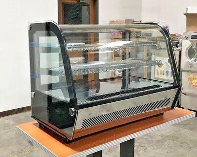 35 Ins Desktop Deli Case R160restaurant Equipmentshow Bakery Pastry Deli Case