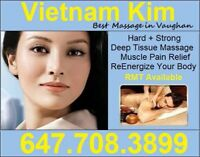 High Quality Massage Therapy in Woodbridge
