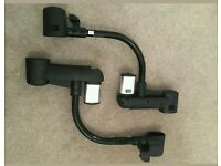 Icandy icandy peach adaptors for double buggy