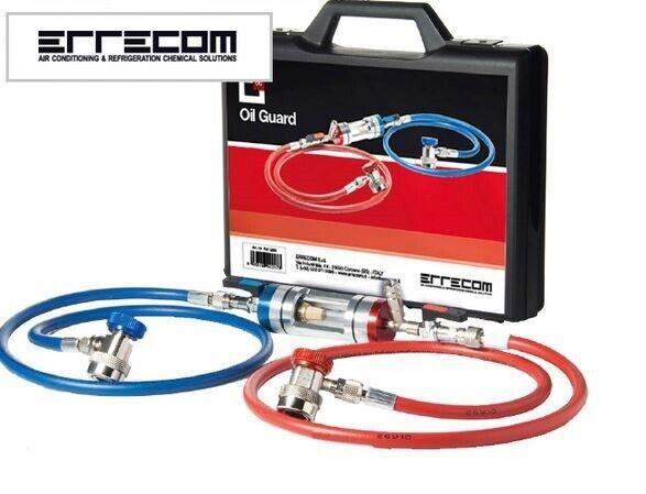 Klimaanlage Diagnosegerät Öl Prüfgerät in Kfz Klima Klimaanlagen Klimagerät