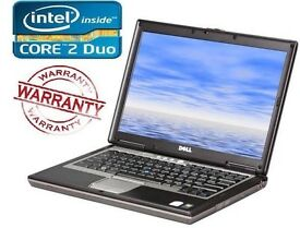 Windows 10 Dell Latitude D630 Laptop DVDRW 4Gb Ram 250GB Cheap 6 Month Warranty