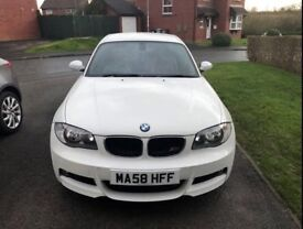 BMW 120d Performance M Sport
