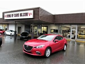 2015 Mazda Mazda3 AUTO - HEATED SEATS