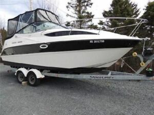 2013 Bayliner 245 Cruiser in excellent shape, with new trailer