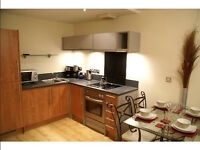 Fully Furnished One Bedroom Apartment with Balcony/Parking. Liberty Place (Brindley Place)