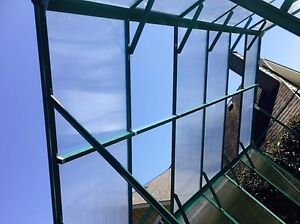 Brand New Aluminum Polycarbonate Greenhouses Downtown-West End Greater Vancouver Area image 9