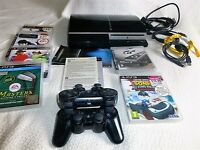 SONY PLAYSTATION 3 & 6 VARIOUS GAMES , CONTROLS & ALL CABLES. UNBOXED & IN GOOD WORKING ORDER