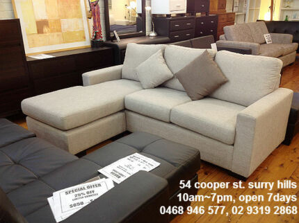 Fantastic Quality New Sofa Lounge or Sofa Bed with warranty Ashfield Ashfield Area Preview
