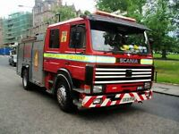 Fireman Sam Party Fire Engine for childrens parties - £1200