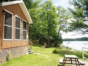 WATERFRONT 2 Bedroom  COTTAGE