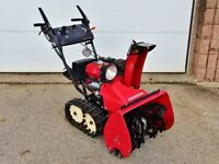 Honda HS724 Dual Stage Snowblower Stratford Kitchener Area Preview