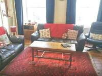 3 bed flat city centre to rent