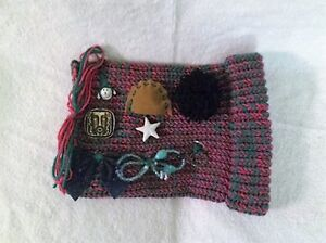 Loom Knitted Twiddle Muffs For Dementia Patients Edmonton Edmonton Area image 1