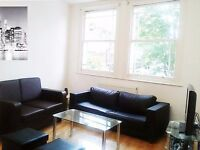 large 3 bed flat with separate living room in Euston