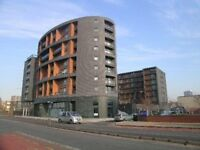 A Nice 1 Bed flat in a Royal Dock Apartment with Porter & Close to Transportation