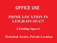 Small self contained OFFICE, Prime Location in Leigh on Sea, with 2 parking spaces