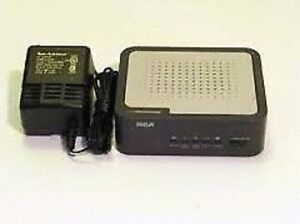 Thompson RCA DCM425 cable modem