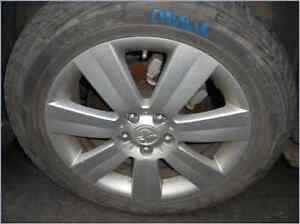 HOLDEN CAPTIVA FACTORY WHEEL MAG, 18X7IN, 09/06-02/11 (384812) Lansvale Liverpool Area Preview