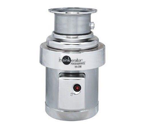 Insinkerator Commercial Series Garbage/food Waste Disposer, 2 Hp Motor -- 1 Each