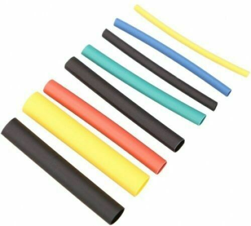 530pcs 2:1 Heat Shrink Tube Tubing Sleeving Wrap Wire cable Insulated Assorted Business & Industrial